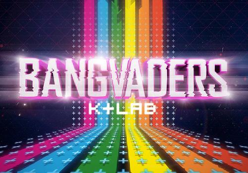 Bangvaders by estheticcore