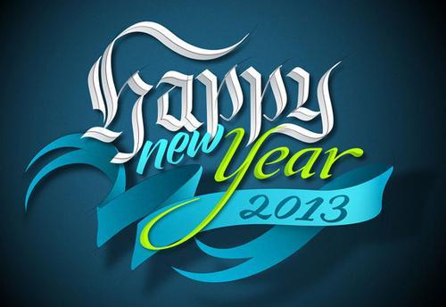 Happy New Yaer by Jackson Alves