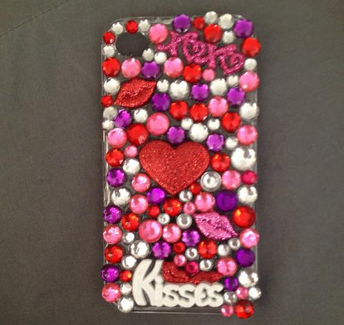 Iphone 4 case Valentines Day