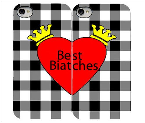 2 Best Biatches Iphone 4 or 5