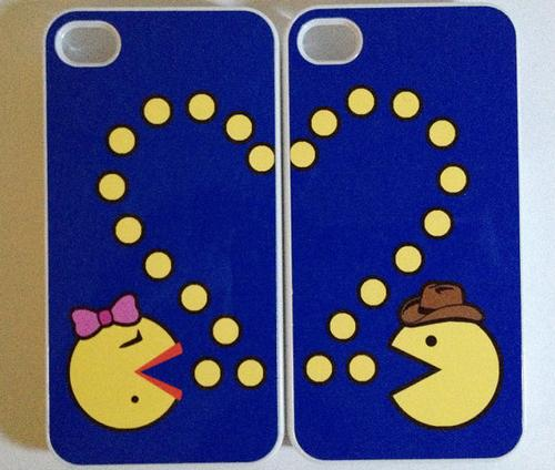 Iphone 5 Case, PACMAN