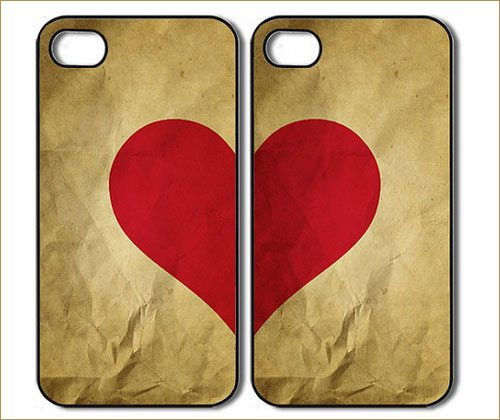Two iPhone 4 / 4s cases
