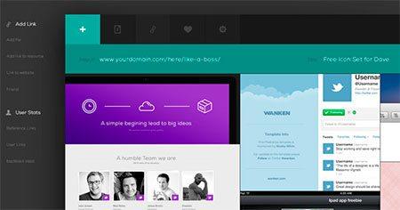 Web App UI