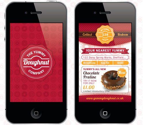 The Yummy Doughnut Company
