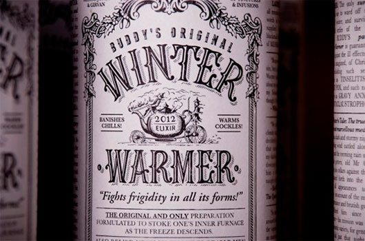 Buddy's Original Winter Warmer