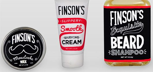 Finston's Beard Care Products