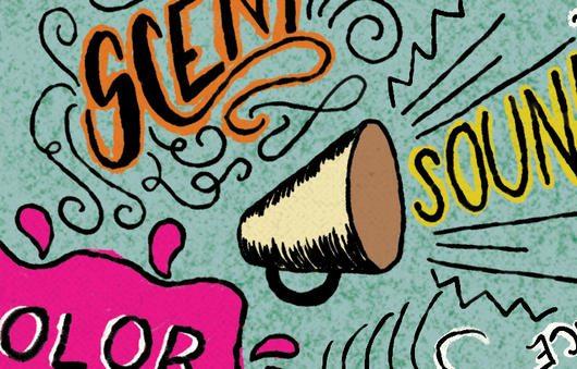 Color, Sound & Scent by Shauna Lynn Panczyszyn