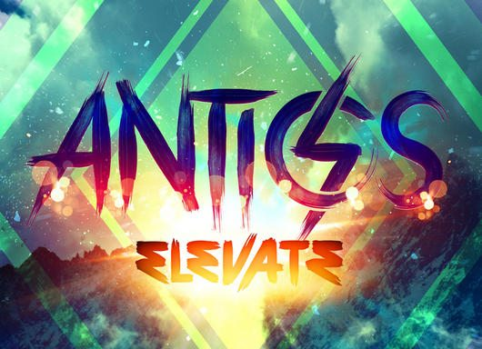 Antics Elevate Album Cover by Jonathan Hasson