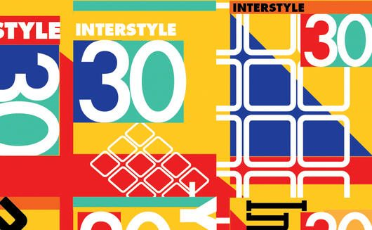 Interstyle 30 Years by David Cran