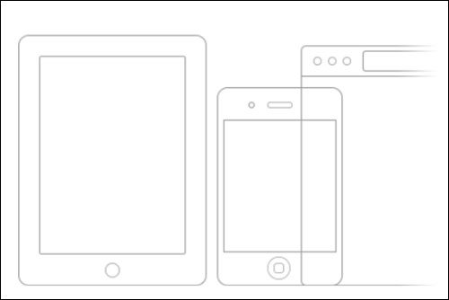 Minimal iOS/Browser Frames by Visual Idiot