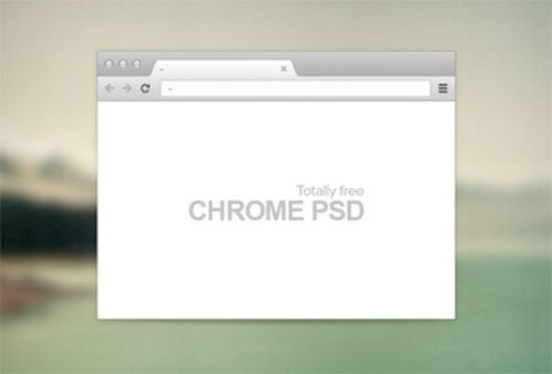 Chrome browser by Joost Vos