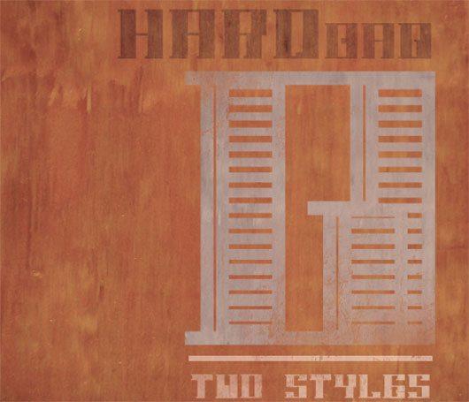 Hardbaq Typeface by Joshua Brooks