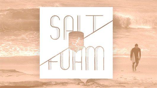 Salt & Foam by Anna Karatcheva