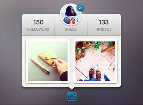 Instagram mini by Jee