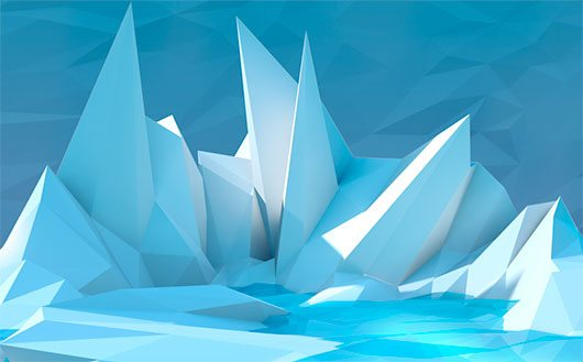 iceberg by Alex Iv