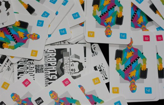 Business joker cards by Daze Daze