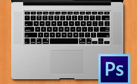 Retina Keyboard by Barry Lachapelle