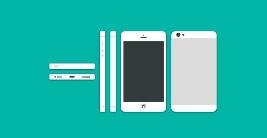 iPhones by Martijn Otter