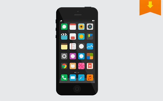 iPhone Freebie by Jure Tovrljan