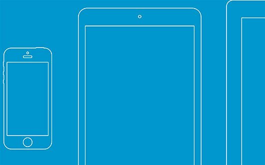 iFrames Freebie (iPhone 5, iPad Mini, iPad 4 & iMac) by Jeffrey de Groot