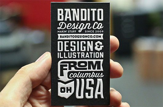 Bandito Card 2 by Ryan Brinkerhoff