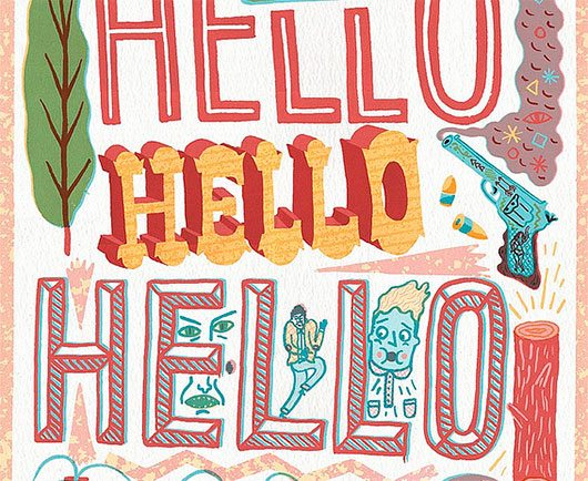 Hello! by Ed J Brown