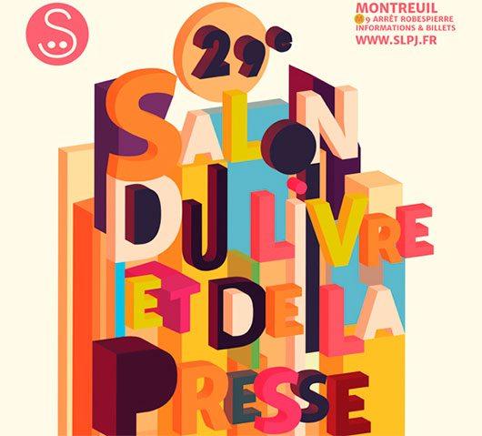 SALON DU LIVRE by Marthe de Laforcade