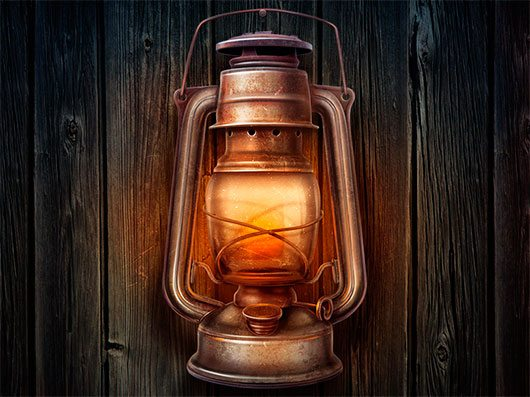 Lamp by Mike