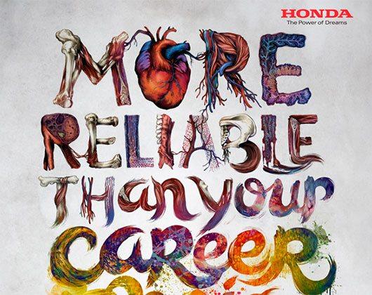 Honda Brio Ad Campaign by Teagan White