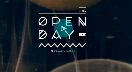 Edit. Open Day 2013