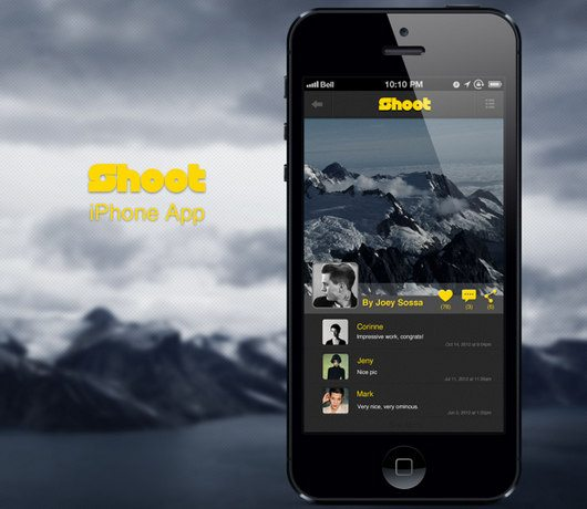photographic app by magic mushroom