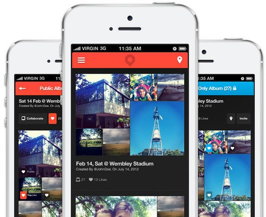 Picnamic — iOS App by Franco Carrera
