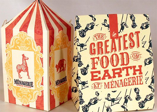 Restaurant Packaging by 716Designs