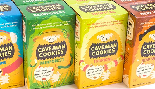 Before & After: Caveman Cookies