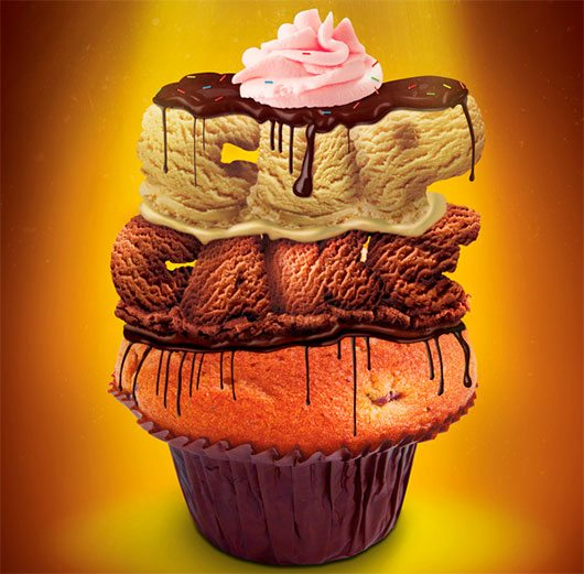 Cupcake by Can Ozdogan