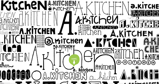 A.Kitchen