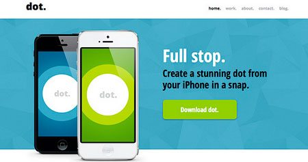 dot. WordPress Theme