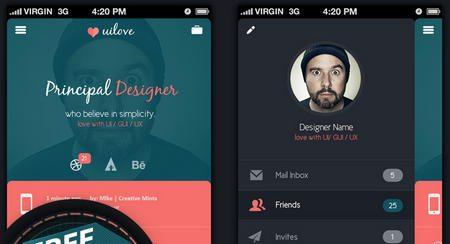 UI Design by Kenil Bhavsar