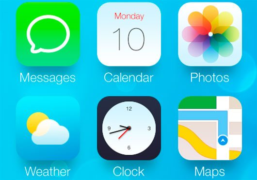 iOS 7 Redux by Zach Forrester