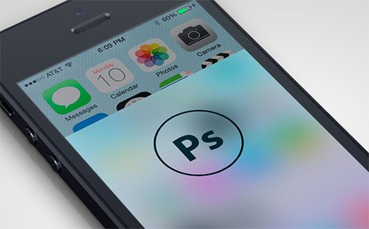 iOS7 Blur - Photoshop Action by Matt D. Smith