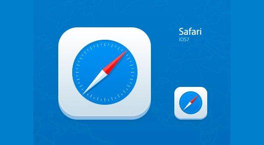Safari Icon (free to use) by Serj Tiutyk