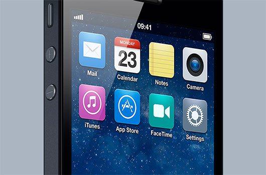 iOS 7 Home Screen Icons by Sam Beckett