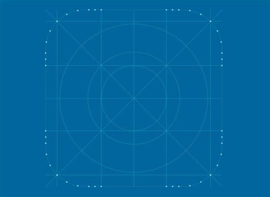 Ios7 Icon Grid by Heath Gerlock