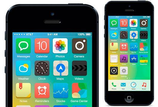 My own iOS 7 by Juan Pisanu