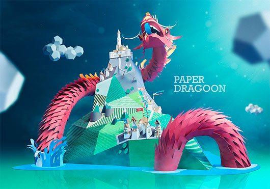 Paper Dragon