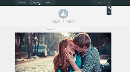 SimplePress Blog