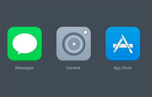 Ios7 Icons by Gil