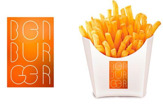 Burger FREE font by khaled abdelaziz