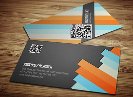 Free Business Card by Pavlushka