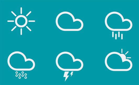 Not another weather app by Aleksandar Tasevski